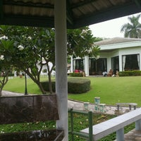 Photo taken at Meeting Room @ Royal River Kwai Resort & Spa by Dee L. on 9/21/2016