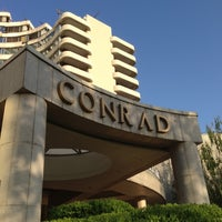 Photo taken at Conrad Istanbul Bosphorus by Sibel A. on 4/29/2013