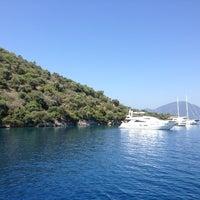 Photo taken at Zeytin Adası by Sibel A. on 7/6/2013