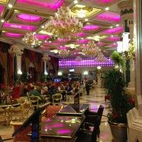Photo taken at Club Hotel Sera by bahadir o. on 12/29/2012