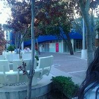Photo taken at Pompi plaza by Rosalba V. on 3/28/2014