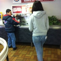 Photo taken at Burger King by Jessica D. on 2/26/2012