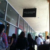 Photo taken at Ann Taylor Factory Store by Scott N. on 5/27/2012