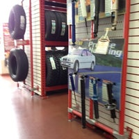 Photo taken at Big O Tires by Theresa C. on 8/4/2012