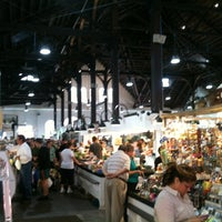 Photo taken at Lancaster Central Market by Jesse U. on 6/2/2012