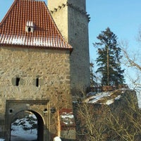 Photo taken at Zvíkov Castle by Jan H. on 2/12/2012