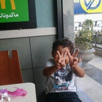Photo taken at McDonald's by Ahmed H. on 9/11/2012