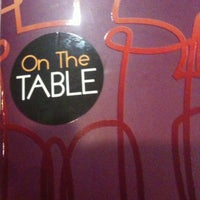 Photo taken at On The Table Restaurant by Amy J. on 4/19/2012