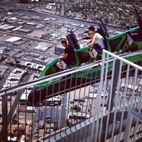 Photo taken at Xscream - Stratosphere by Don K. on 5/30/2012