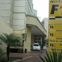 Photo taken at Ibis Budget by Frederico R. on 7/8/2012