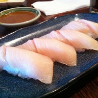 Photo taken at Ahi Sushi by Michelle Z. on 3/20/2012