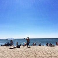 Foto tomada en Playa de La Farola por Mariusz M. el 7/11/2014