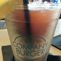 Photo taken at The Company Burger by Scott S. on 8/20/2016