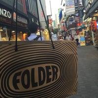 Photo taken at FOLDER by Dave 데비 S. on 6/22/2015