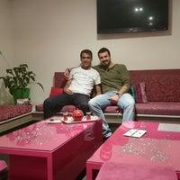 Photo taken at Hostel Massimo by Çağla on 4/24/2014