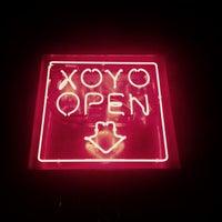 Das Foto wurde bei XOYO von Pares T. am 11/5/2012 aufgenommen