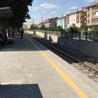 Photo taken at Saimekadın Banliyö İstasyonu by Emre E. on 7/24/2015