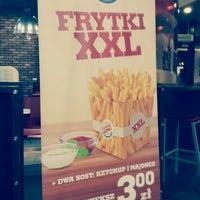 Photo taken at Burger King by Raimonds Linde on 10/28/2014