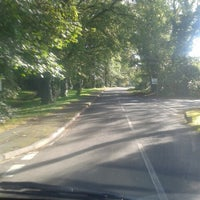 Photo taken at Hartley Wintney by Raimonds Linde on 10/5/2014