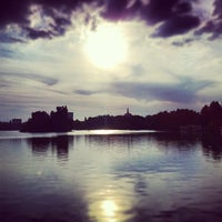 Photo taken at Parcul Herăstrău by Sorin A. on 6/9/2013