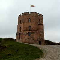 Photo taken at Gediminas' Tower of the Upper Castle by Giona C. on 11/24/2012
