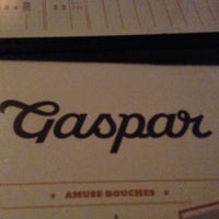 Photo taken at Taverne Gaspar by Jason S. on 11/23/2012