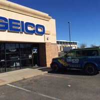 Photo taken at GEICO Insurance Agent- Closed by Erik M. on 1/26/2014