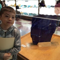 Photo taken at Rice NW Museum of Rocks and Minerals by Erik M. on 3/26/2014