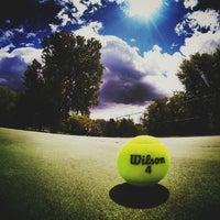 Photo taken at Gates Tennis Center by Abdulla A. on 7/30/2014