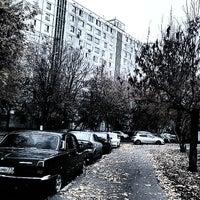 Photo taken at Фруктовая улица by Alexandra W. on 10/11/2014