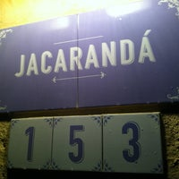 Photo taken at Jacarandá by estudio m. on 1/25/2013