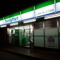 Photo taken at FamilyMart by akubi on 9/21/2015