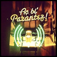 Das Foto wurde bei Parantez Bistro von A S. am 3/2/2013 aufgenommen