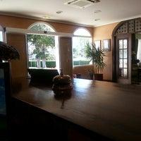 Photo taken at Hotel Hacienda de Don Juan by Delia S. on 9/12/2013