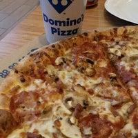 Photo taken at Domino's Pizza | დომინოს პიცა by Nini K. on 12/12/2015