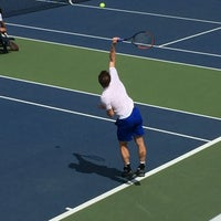 Photo taken at Practice Courts (1-5) - USTA Billie Jean King National Tennis Center by Leah S. on 9/6/2016