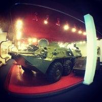 Das Foto wurde bei Музей истории ГАЗ von Ksenia M. am 4/1/2013 aufgenommen