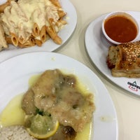 Photo taken at Sbarro by Regina C. on 9/5/2016