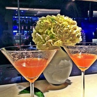 Photo taken at Yauatcha by Paul T. on 11/16/2012