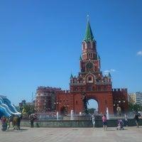 Photo taken at Марийские Куранты by Anastasia on 6/1/2014