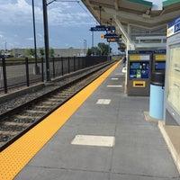 Photo taken at Fort Snelling LRT Station by Kurst H. on 7/13/2016