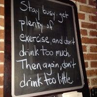 Photo taken at The BottleNeck Lounge by Cassandra H. on 3/29/2014