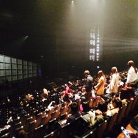 Photo taken at Ewha Womans University Samsung Hall by 소소 on 4/12/2014