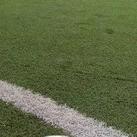 Photo taken at Футбольное поле by Alex on 5/24/2014