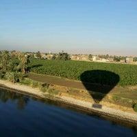 Photo taken at Luxor Balloon by Merve B. on 9/9/2016