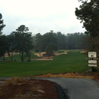 Photo taken at Mid Pines Golf Club by Jim on 4/8/2013