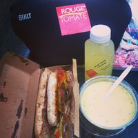 Photo taken at Rouge Tomate Cart by Leslie T. on 8/2/2013
