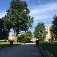 Photo taken at University Park by Pavel S. on 9/21/2016