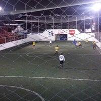 Photo taken at Futbol Rapido Seminario by Adrian M. on 3/23/2014
