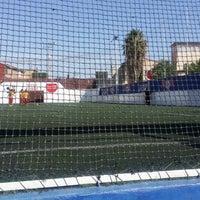 Photo taken at Futbol Rapido Seminario by Adrian M. on 5/18/2014